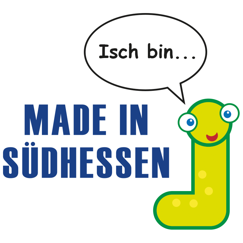 "Isch bin ""Made in Südhessen"""